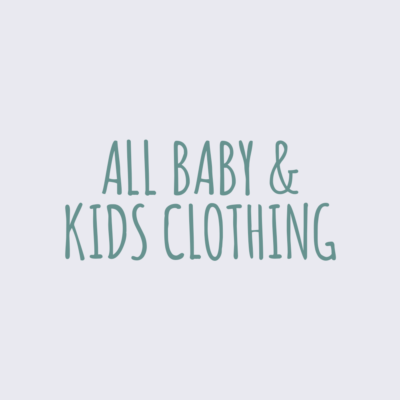 All Baby & Kids Clothing