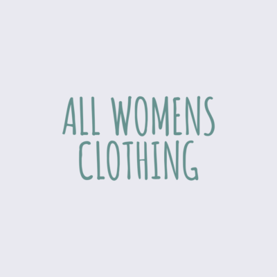 All Womens Clothing